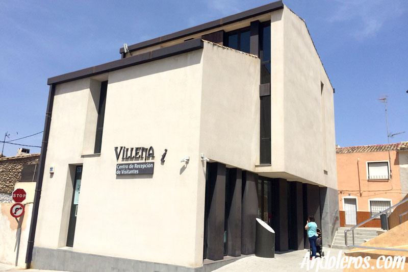 Centro de Recepción de Visitantes Villena