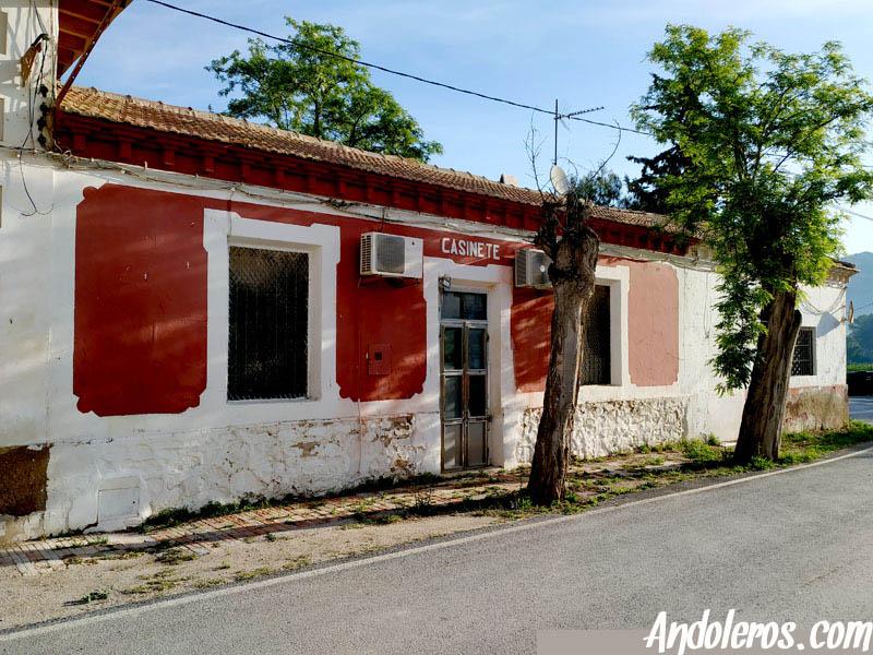 Colonia Santa Eulalia - Casinete