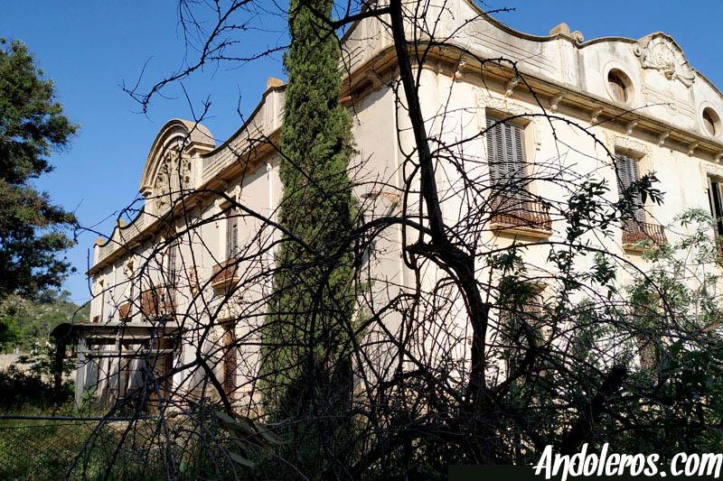 Colonia Santa Eulalia - Palacio