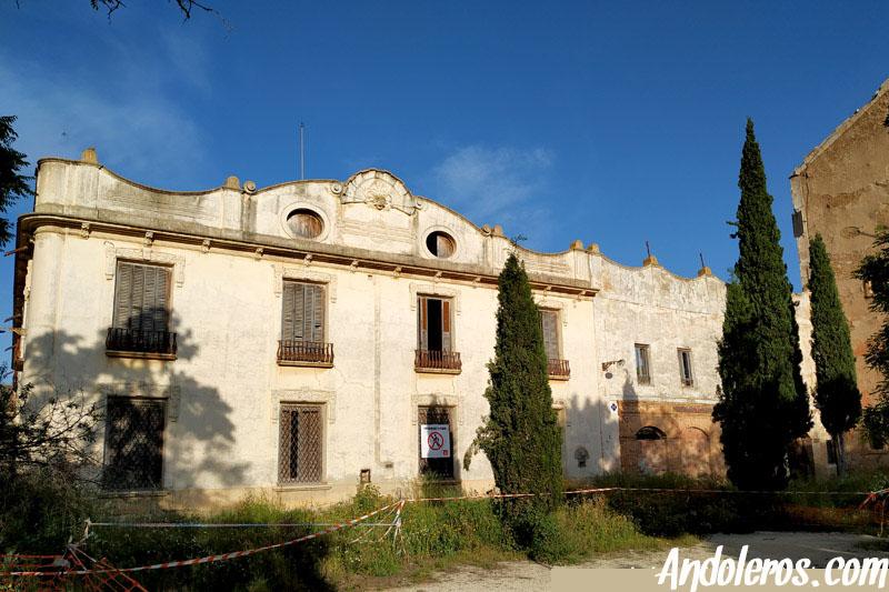 Colonia Santa Eulalia - Palacio2