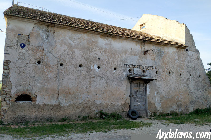 Colonia Santa Eulalia - Teatro Cervantes