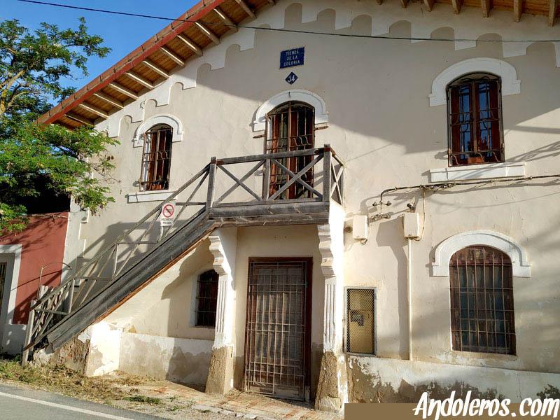 Colonia Santa Eulalia - Tienda