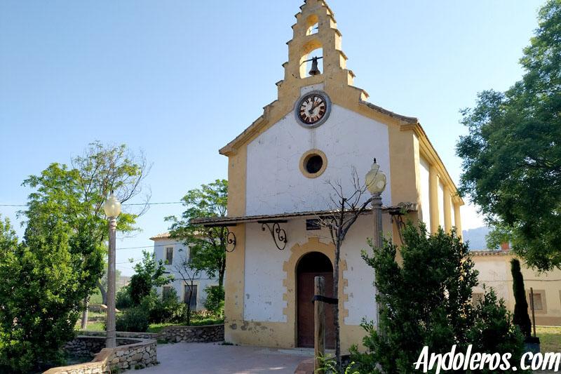 Colonia Santa Eulalia - ermita