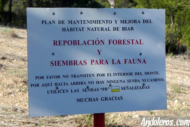 Peña Rubia y Sierra del Fraile