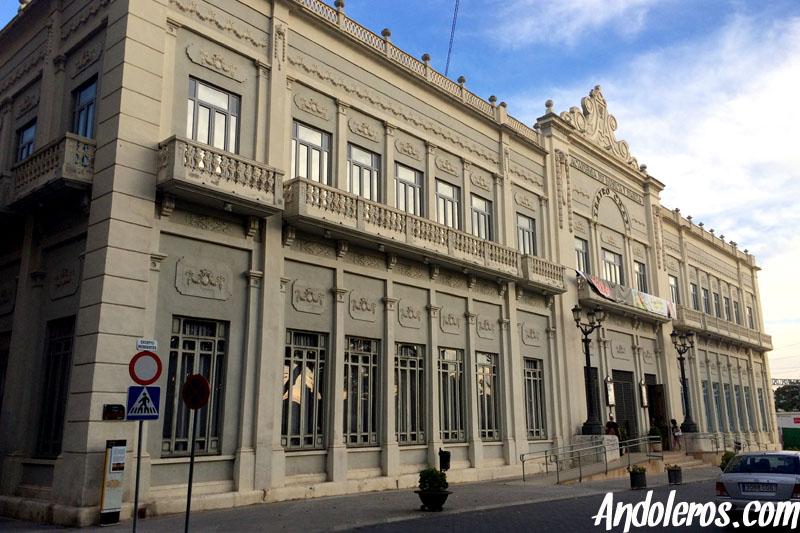 Teatro Chapí Villena