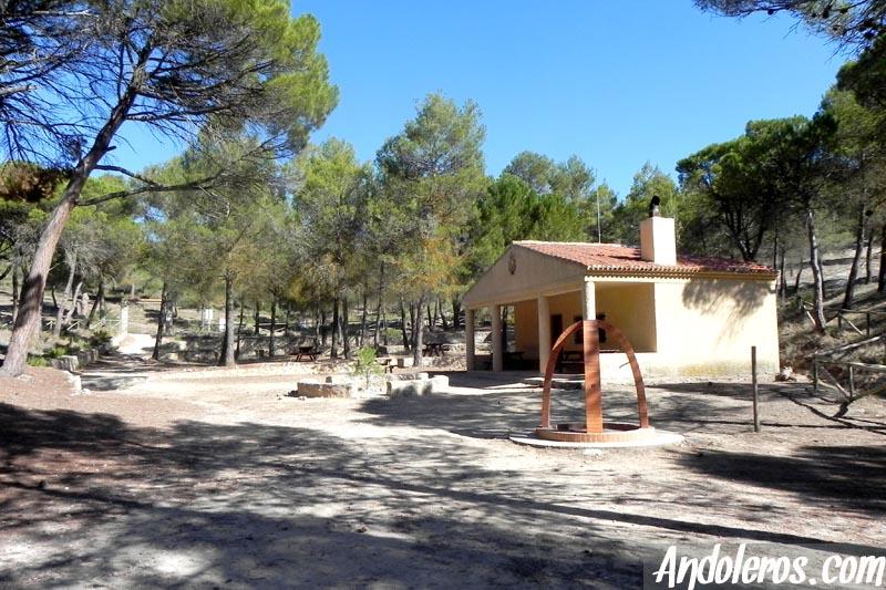 Zona recreativa Cova Negra - Biar
