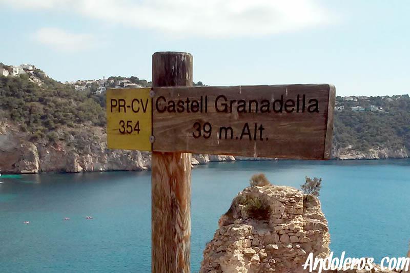 Castell Granadella